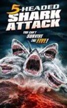 5 Başlı Köpek Balığı Saldırısı izle