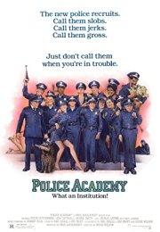 Polis Akademisi 1 İzle