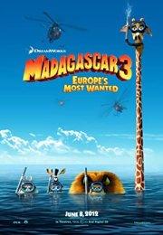 Madagaskar 3 İzle