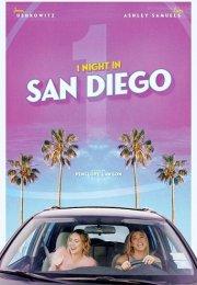 1 Night in San Diego izle